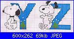 Abc Snoopy-y-z-jpg