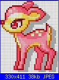 schema bambi rosa-bambi_piccolina-jpg