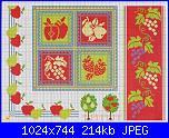 frutta monocromatica-frutta-punto-croce-15-jpg