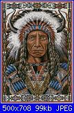 Cerco schema capo indiano-cuadro-de-punto-de-cruz-de-jefe-indio-2-jpg