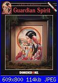 Cerco schema capo indiano-dim-00319-guardian-spirit-jpg