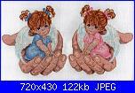 schema gemelline: Angeli nella mano-gemelline-0-jpg