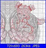 schema gemelline: Angeli nella mano-gemelline-2-jpg
