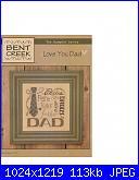 I love dad   Bent creek-00-portada-jpg
