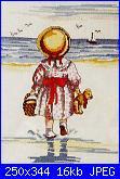 "Cerco schema ""All our Yesterdays"" - AOY 2836-k2836-beach-stroll-jpg"