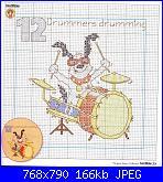 Margaret Shelly-12-drummers-c-jpg