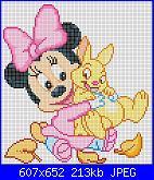 Schema grande: Minnie e Topolino oppure Winnie-minnie5-jpg