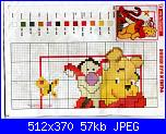 Schema grande: Minnie e Topolino oppure Winnie-winnie-e-tigro-1-jpg