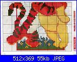 Schema grande: Minnie e Topolino oppure Winnie-winnie-e-tigro-2-jpg