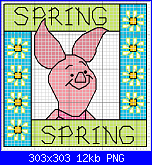 Ho di nuovo perso Winnie-piglet-spring-png