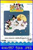Baby Disney dormendo sulle nuvole-babies-jpg