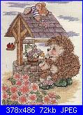 """Country companions """"Sampler baby girl"""" e """"Let's all wish"""" cerco-lets-all-wish_00-jpg"""
