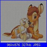 Schemi Disney: Pinocchio e Bambi-197722_376041125782288_764921335_n-jpg