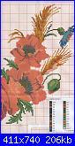 Schema del particolare Tovaglia Papaveri di Barbara69-139216-8d2ca-18104235-m750x740-jpg