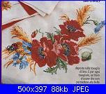 Schema del particolare Tovaglia Papaveri di Barbara69-139216-461ac-18104231-m750x740-jpg