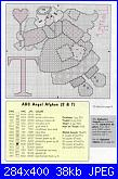 """Alfabeto """" ABC Angel Afghan""""-letter-t-jpg"""