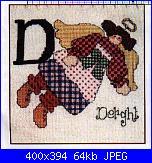 """Alfabeto """" ABC Angel Afghan""""-letter-d-jj-pic-jpg"""