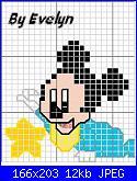Cerco di imparare il punto scritto-topolino-stella-jpg