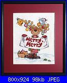 Schemi natalizi e Design Works 1059 - 5461-dw-1059-merry-merry-moose-jpg