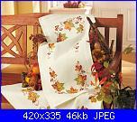 schema striscia con foglie d'autunno Vervaco-232290-92196-jpg