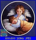 Passion flower angel, winter impressions, angelic guardian, alan maley's gracious era-image-jpg