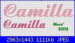 Consiglio asciugamani nome Camilla-camilla-ariston-2-altezze-jpg