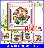 Creazione schema quadretto verdure-fj419-jpg