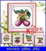 Creazione schema quadretto verdure-fj422-jpg