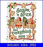 Schema Gingerbread - Ursula Michael-114gingb-jpg