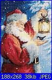 Schemi Dimensions: Kiss of Snowman e Santa's Feathered Friend-image-jpg
