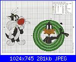 indrandire gli schemi di  Looney Tunes-220-jpg