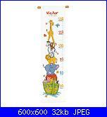 metro bimbi arca di noè-vervaco-kruissteekkit-66996-jpg