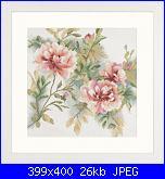 """Cerco schema Lanarte """"Rose Branch"""" e """"Victorian Lady""""-la35058-jpg"""