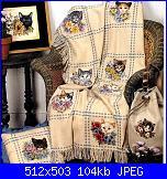 cerco coperta con i gatti-38010526-1-jpg
