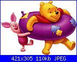 "Pooh e Piglet al mare - ""pooh piglet swimming tube""-pooh-piglet-swiming-tube-jpg"