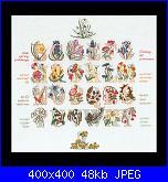 Cerco Floral Alphabet - Thea Gouverneur-tg-2025-jpg