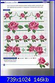 schemi asciugamano-rose-bordure-jpg