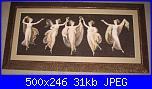 """Cerco schema """"Danzatrici del Canova"""" pubblicato su vecchio RAKAM-le_danzatrici_del_canova-jpg"""