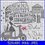 Roma - cerco schema-schema-colosseo-jpg