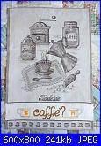 Caffè-strofinaccio sapete dove trovare questo schema?-canovaccio-cucina-caffe-e-tazze-jpg