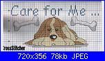 Cosa ricamo su due asciuga-piatti?-love_dog_3-jpg