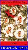 Framecraft miniature natalizie-snowballs-christmas-tree-01-jpg