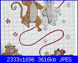Coordinato Aristogatti: Coperta, paracolpi, lenzuolino, cuscino-escanear0025-jpg