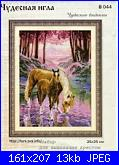 "conversione filati - kit ""Чудесная игла""-cuadro-caballo-jpg"