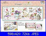 Cerco schema Soda G-34 - Flower garden-so-g34-jpg