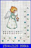 """""""Angelo di Dio"""" da Mani di Fata n. 8 agosto 2011-angeli-001-jpg"""