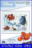 Schema  Nemo (Disney) con risoluzione migliore DMC BL457/70-quadruccio-nemo-1-jpg
