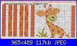 Lenzuolini animali della giungla-amor-de-floresta-girafa-jpg