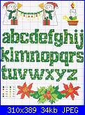 Cerco alfabeto minuscolo-abc-natale-jpg