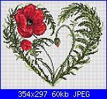 cuore con papavero!!-829efbd0be0077f70ae048b4443db045-jpg
